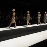 A semana de moda (SPFW)