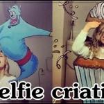 Como tirar selfies de forma criativa