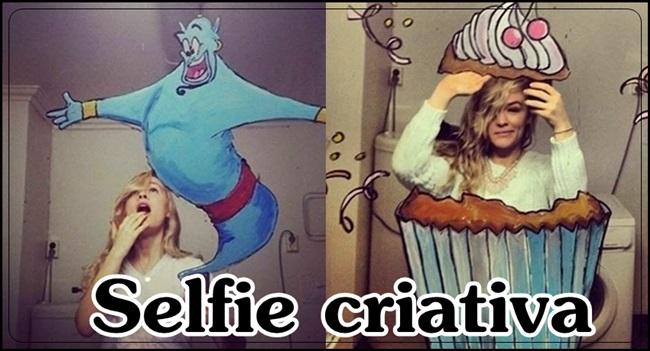 selfie espelho