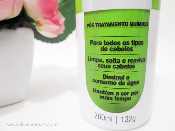 detox shampoo a seco light aspa