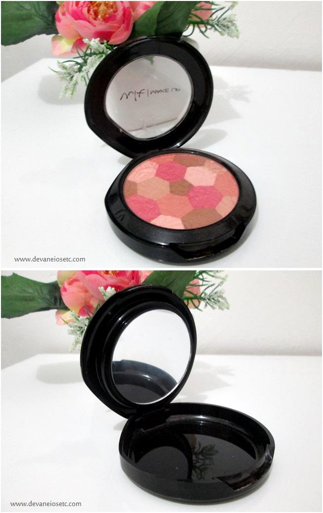 blush mosaico vult aberto com espelho