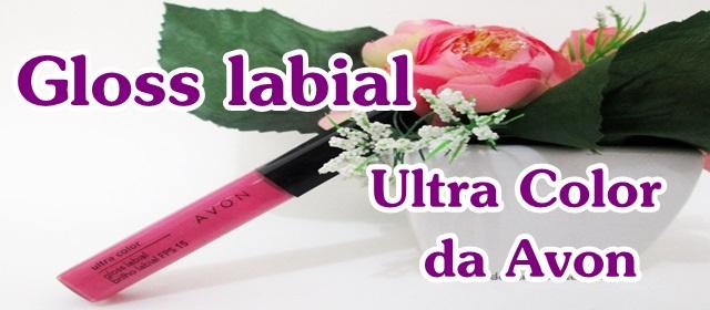 gloss labial avon ultra color