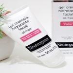 Hidratante facial oil free Neutrogena