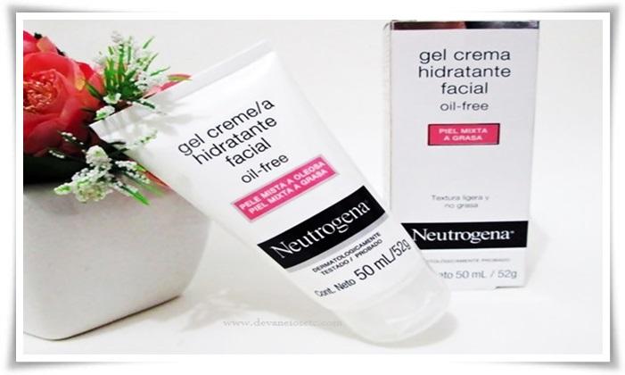 neutrogena hidratante oil free