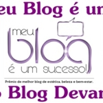 Prêmio Meu Blog é um Sucesso! Vote!
