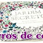 Livro de colorir para adultos!