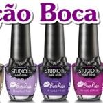 Coleção de Esmaltes Boca Rosa