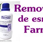 Removedor de esmalte da Farmax