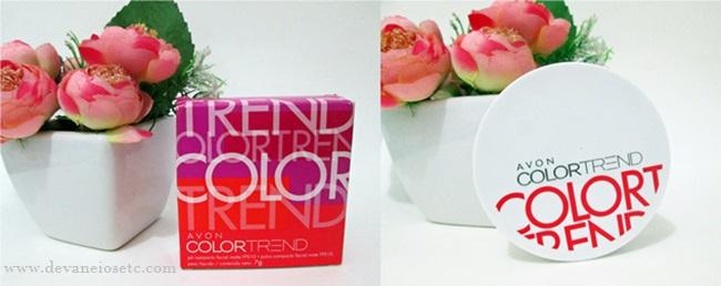 pó compacto matte da Avon Color Trend cor porcelana devaneios etc por pris moraes