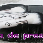 Kit de pincéis da marca N° 21