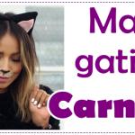 Maquiagem para o Carnaval!