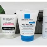 Cabe na necessaire: Produtos para pele