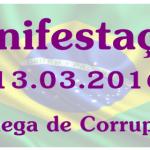Protestos contra a Corrupção