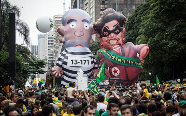 protestos - manifestação