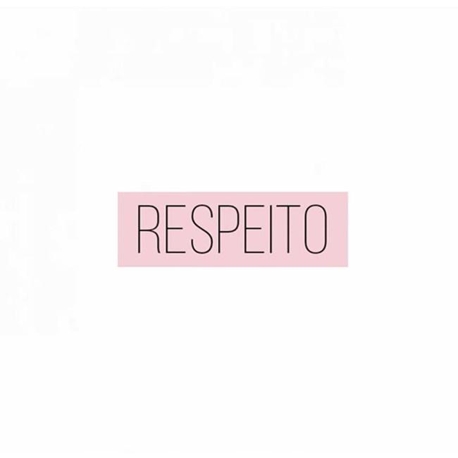 respeito . contra a cultura do estupro