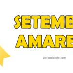 Setembro Amarelo: Vamos falar sobre isso!
