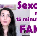 Sexo com 15 Minutos de Fama