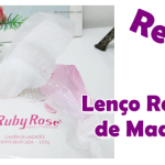 Lenço Demaquilante Ruby Rose