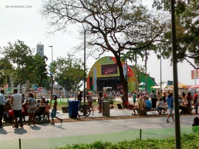 Centro do Rio de Janeiro - Praça Mauá