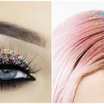 Maquiagens para Carnaval com Glitter