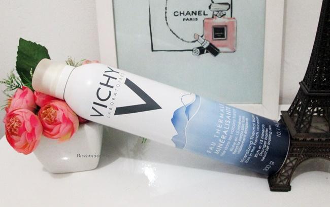 agua termal mineralizante vichy