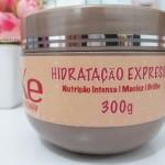 Máscara Hidratação Express da ILike Professional