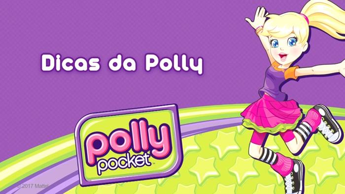 boneca polly blogueira