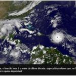 Furacão Irma e o Brasil