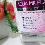 Água Micelar – Solução de Limpeza 5 em 1 de L´Oréal