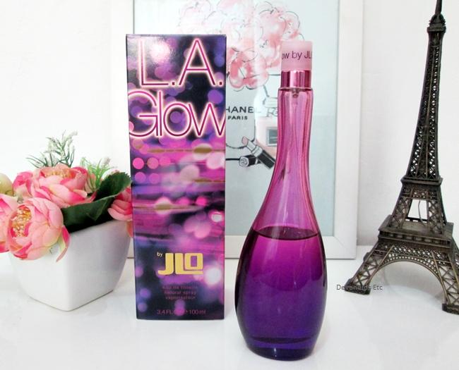 LA GLOW BY JLO