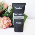 Resenha Studio Perfect Photo-Loving  Primer da Ruby Rose