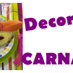 Decoração de Carnaval!