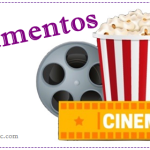 Cinema com heróis e vilões!