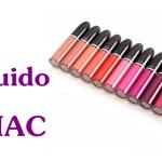 Batom líquido Retro Matte da MAC