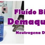 Fluído Bifásico Demaquilante da Neutrogena Deep Clean