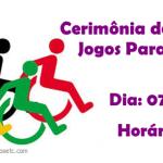 Cerimônia de Abertura dos Jogos Paralímpicos